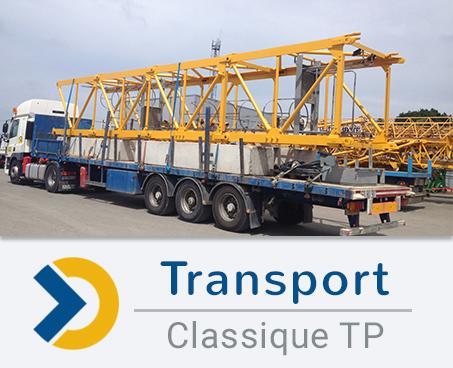 Transport classique TP