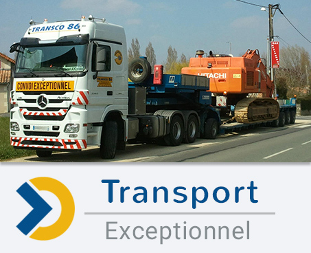 Transport en convoi exceptionnel
